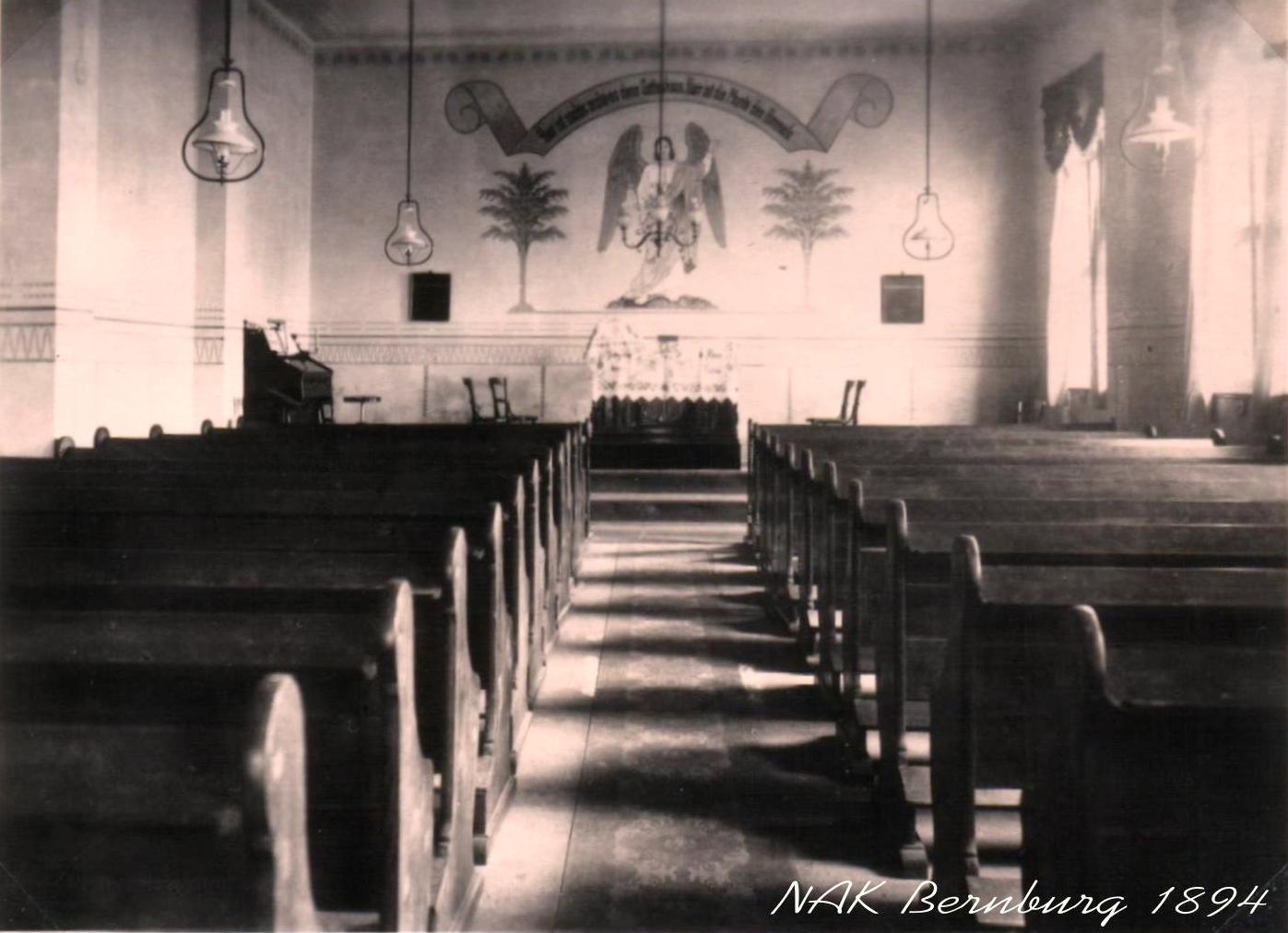 Neuapostolische Kirche Bernburg  APWiki