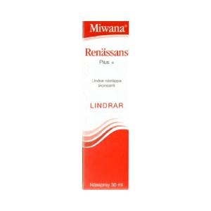 Renässans Plus+ LINDRAR Nässpray 30 ml