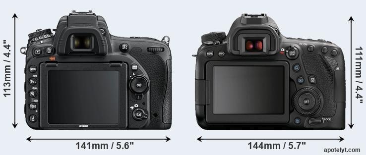 Nikon D750 vs Canon 6D Mark II Comparison Review