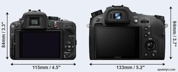 Panasonic G3 vs Sony RX10 IV Comparison Review