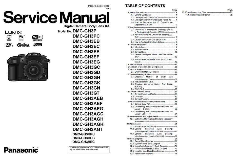 Stories: Dmc Fz18 Manual Pdf