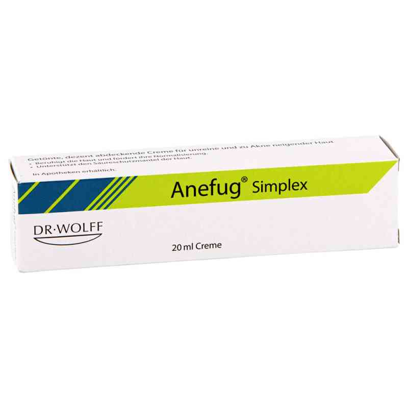 Anefug simplex Creme 20 ml apotheke.at