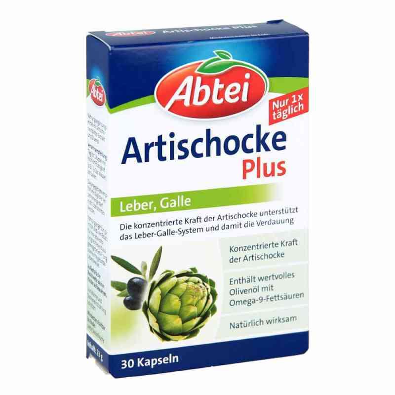 Abtei Artischocke Kapseln 30 stk apotheke.at