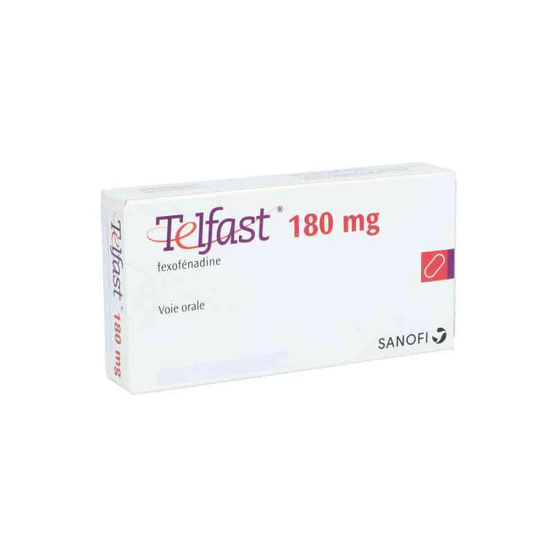Telfast 180 mg Filmtabletten 20 stk – Apotheke.de