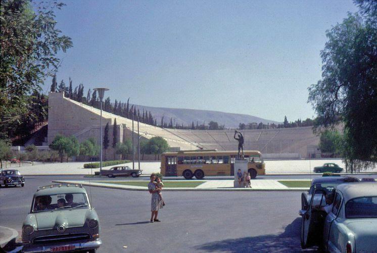 kallimarmaro 1963 1968