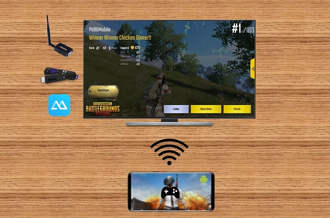 pic Play What's On Phone To Tv how to play android games on tv