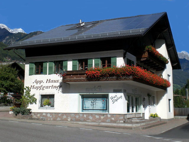 Appartement Haus Hopfgartner
