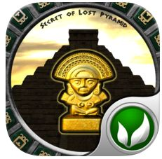 Secret of Lost Pyramid Icon