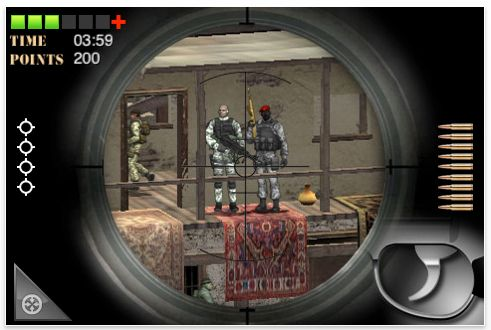 Screenshot Marine Sharpshooter