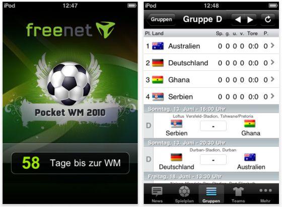 Screen Pocket WM iPhone App