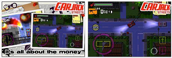 Geniales Spiel aus der Vogelperspektive: Schaffst Du es, Deine Schulden bei der mafia zu zahlen und in der Unterwelt aufzusteigen?