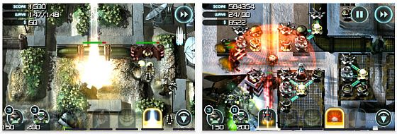 Sentinel 2 Screenshot
