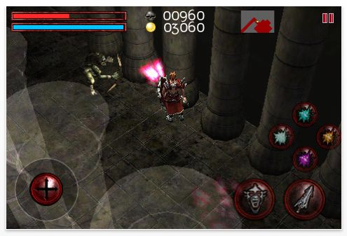 Screenshot Deadly Dungeon