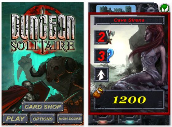 Dungeon_Solitaire_Screen