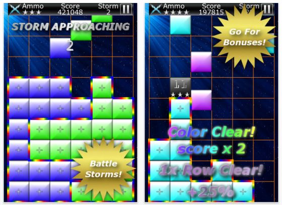 Screenshot Storm Attack