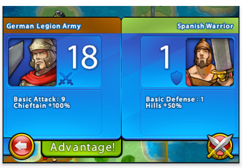 Screenshot Civilization Revolution