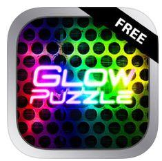 Glow Puzzle Free Icon