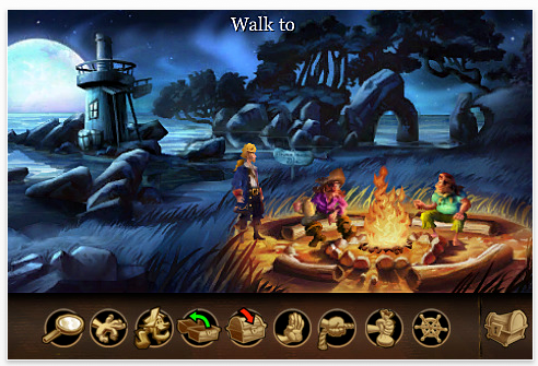 Screenshot Monkey Island2