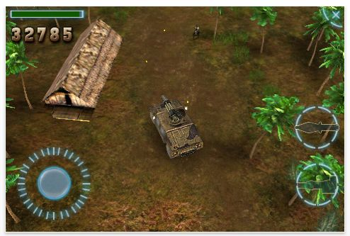 Screenshot Assault Commando