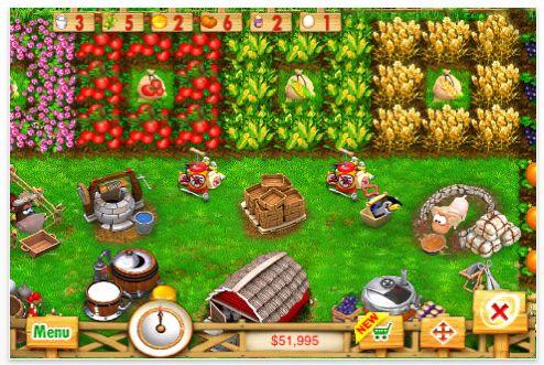 Ranch Rush Screenshot