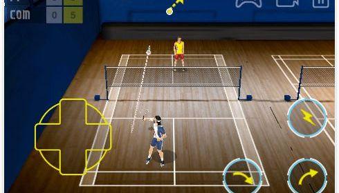 Screenshot Super Badminton 2010