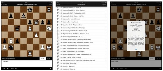 Chess Problems - Schachaufgaben Screenshots