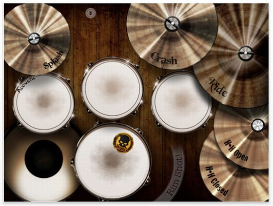 Drums! Universal-App Screenshot