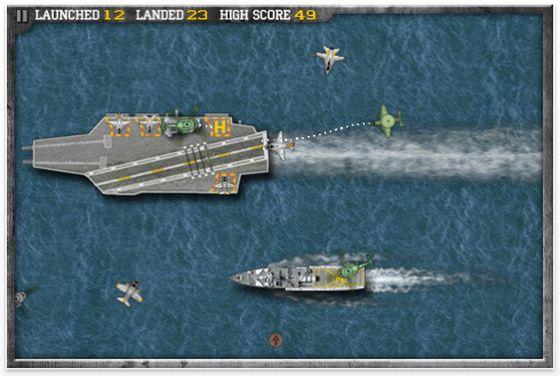 Flight Deck Marineflieger für iPhone Screenshot