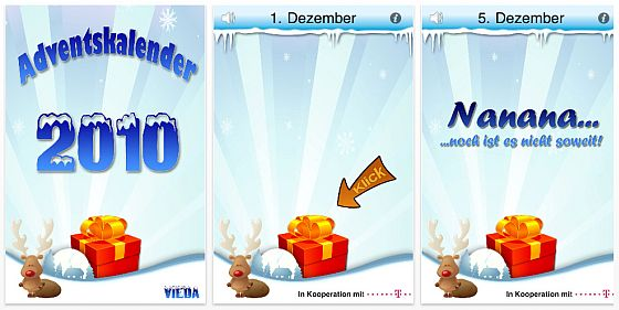 Adventskalender appsforsale Screenshots