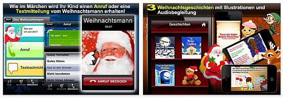 Santa Mega Pack Screen