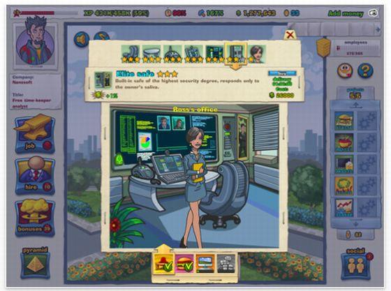 The Syndicate HD Screenshot Wirtschaftsspiel für das iPad