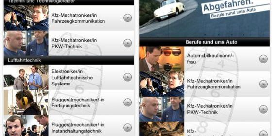 berufe.tv Screenshot