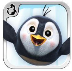 Adorable Talking Gwen the Penguin Icon