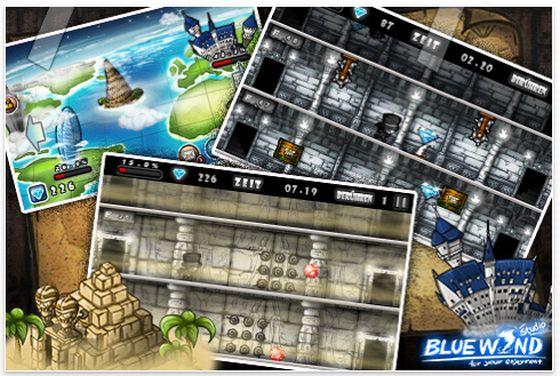 Der Dieb Lupin für iPhone und iPod Touch Screenshot