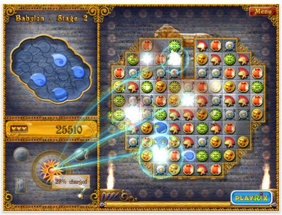 Rise of Atlantis HD Screenshot iPad App