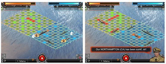 Battle of Midway Pro für iPhone, iPod Touch und iPad Screenshot