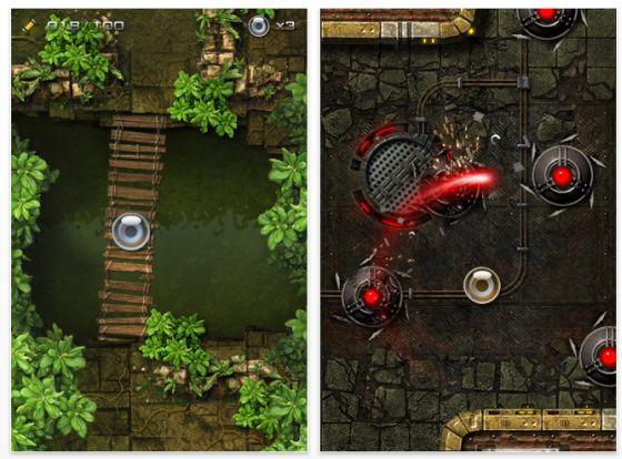 Dark Nebula Episode 2 für iPhone und iPod Touch Screenshot
