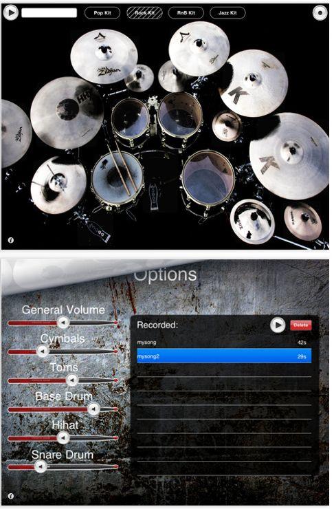Drums Deluxe Screenshot