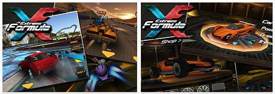 Extreme_Formula Screenshots