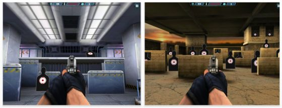 Police Training HD für iPad - Screenshot