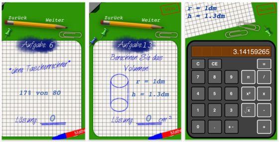Abschlussprüfung Mathematik von Thomas Schober für iPhone und iPod Touch