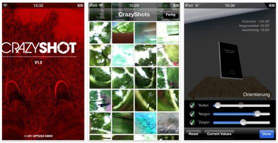 Crazy_Shot_screen