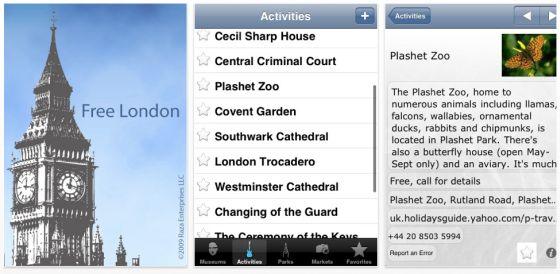 Free London Screenshots