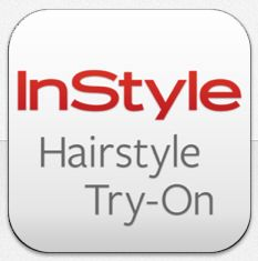 InStyle Hairstyle Try-On Icon