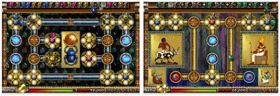 Scarabeus: Pearls of Nile für iPhone und iPod Touch Screenshots