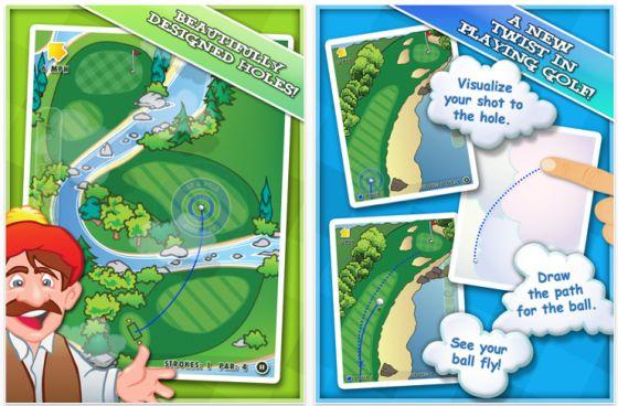 Par Out Golf Screenshot