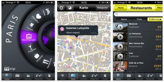 TVtrip Guides Guide Paris - TVtrip