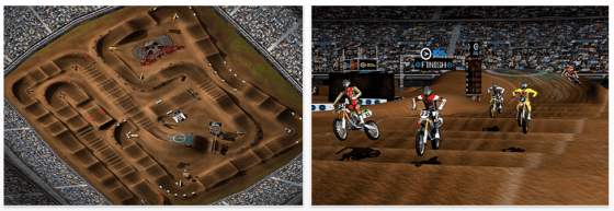 2 XL Supercross HD Screenshots