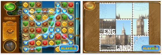 Around the World in 80 Days Screenshot der App für iPhone und iPod Touch