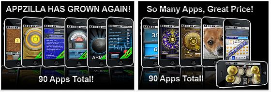 AppZilla Screenshots
